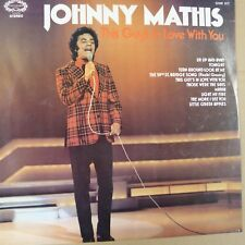 vinyl LP JOHNNY MATHIS the guy is in love with you, shm 872