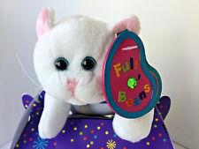 """Avon Full O' Beans Birthstone Plush:""""Tabitha"""" :August/Peridot: with B-day Box!"""
