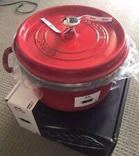 Staub Cast Iron Cookware
