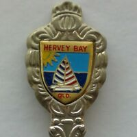 Hervey Bay Qld Souvenir Spoon Teaspoon (T167)