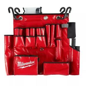 Milwaukee Linemans Aerial Tool Apron