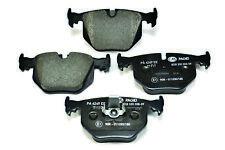 Hella Pagid Rear Brake Pads - DB1397H fits BMW X3 E83 2.5i