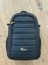 LOWEPRO TAHOE BP 150 Black Camera Backpack Bag for DSLR and Mirrorless EUC!