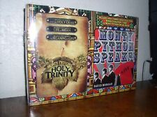 Monty Python's Holy Box:Holy Trinity DVD Collection/T-Shirt/Monty Speaks(NEW,DVD