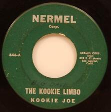 Kookie Joe The Kookie Limbo 45 rpm 1961 Calypso Nermel 846 vg