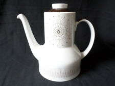 Royal Doulton. Morning Star. Coffee Pot. TC 1026. Made In England.