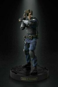 Biohazard Resident Evil 2 Remake Collector's Edition Leon S. Kennedy Statue Only