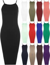 Vestiti da donna stretch con spalline