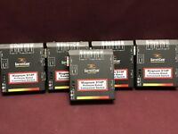 Lot of 5 Industrial Hardened Magnum S14P Premium 4-port Ethernet Switch Belden