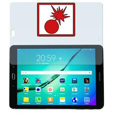 Slabo Panzerschutzfolie für Samsung Galaxy Tab S3 T820 (2er Set) KLAR Shockproof
