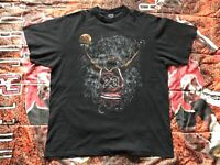 Michael Jordan #23 Chicago Bulls Flying Horse Shirt Mens size 4XL Vintage Style