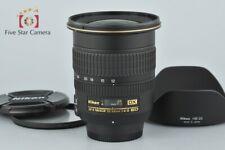 Near Mint!! Nikon AF-S DX NIKKOR 12-24mm f/4 G ED