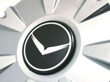 "Eagle 17"" Wheel Center Hub Cap Cover V Emblem 4p 1Set For 2015 Hyundai LF Sonata"