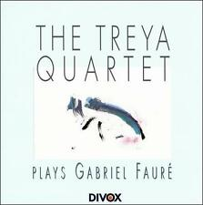 Faure: Treya Quartet Plays Gabriel Faure, New Music