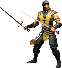 "Mortal Kombat X - Scorpion 12"" Action Figure-MEZ89301"