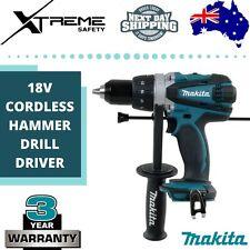 Makita Cordless Hammer Drill Driver Skin 18V