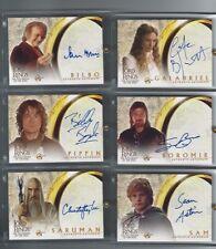 Lord of the Rings LOTR Fellowship AUTO autograph Sean Bean as Boromir