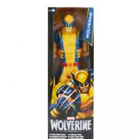 Marvel Avengers Hasbro Super Eroi Hero Action Figure WOLVERINE con scatola