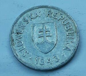 Slovakia: 50 Halierov 1943 UNC