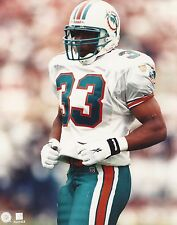 Abdul-Karim al-Jabbar Miami Dolphins picture 8x10 photo #1