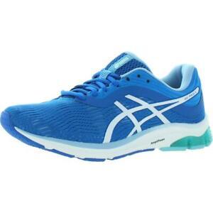 Asics Womens Gel Pulse 11 Blue Fitness Sneakers Shoes 9.5 Medium (B,M) BHFO 4182