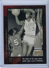 Michael Jordan, 1999 Upper Deck, #3, The Early Years, Laney High School