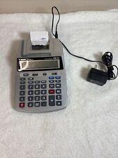Canon Modèle P23-dh V Impression Calculatrice Aussi A Calendrier, Horloge Option