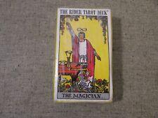 The Rider Tarot Deck The Magician 78 Card Waite Deck By Arthur Edward Wait