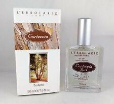 L'Erbolario Perfume Bark 50ml Man Parfum Spicy Caldo Legnoso Green
