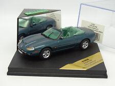 Velocidad SB 1/43 - Jaguar XK8 Cabriolet Azul Verde