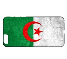Coque iPhone Plus 7 Plus Drapeau ALGERIE 01