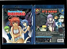 Demon King Daimao: Complete Collection (Brand New 2-Disc Blu Ray Set, 2011)
