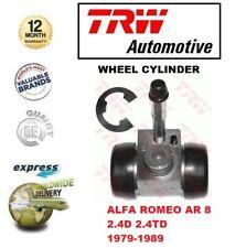 Für Alfa Romeo Ar 8 2.4D 2.4TD 1979-1989 1x Hinterachse Radbremszylinder