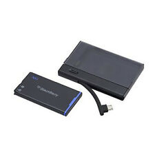 NEW Genuine BlackBerry ACC-53185-301 Battery Charger Bundle Q10 N-X1 Battery RET