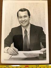 Tabloid Paper Original Press Photo 1979 Barry Peach Manager