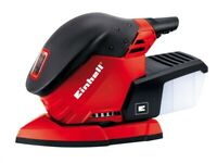 Einhell EINTEOS1320 Te-Os 1320 Multi Ponceuse avec Dust Collection 130W 240V