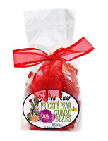 Shadow River Gourmet Prickly Pear Cactus Gummy Bears Pink Candy - 8 oz