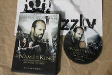 USED In The Name of the King A Dungeon Siege Tale DVD (NTSC) Tested and Working