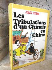 Les tribulations d'un chinois en Chine, Jules Verne, Métro éditions 1985 poche