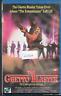 THE GHETTO BLASTER VHS VIDEO PAL UK FORMAT BIG BOX RICHARD HATCH HARRY CAESAR