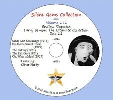 DVD Endless Slapstick. Larry Semon: The Ultimate Collection Disc 11