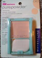 (5x) Lot Maybelline Pure Powder #610 Light Brand New!