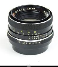 Lens Voigtlander Color Ultron 1.8/50  Rolleinar 2.8/28mm MC Rollei SLR