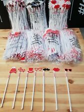 Joblot 700 x Summer and Winter Lets Cocktail Stirrers 7 designs new