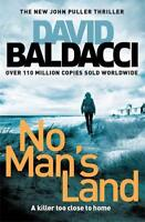 No Man's Land (John Puller series) by Baldacci, David, NEW Book, FREE & Fast Del