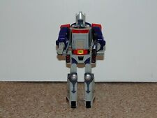 Vintage 1986 Hasbro G1 Transformers Galvatron Figure with Weapon Tested Working