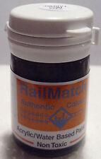 RailMatch 2427 - New Tarmac - General Colour - Acrylic Paint - 18ml Pot