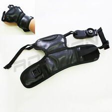 Camera Wrist Hand Grip Strap for SONY ALPHA A900 A700 A350 A300 A7 II A77 black