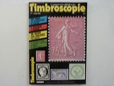 TIMBROSCOPIE N° 7 / OCTOBRE 1984