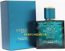Versace Eros By Versace 1.0 oz./30 Ml Edt Spray For Men New In Box